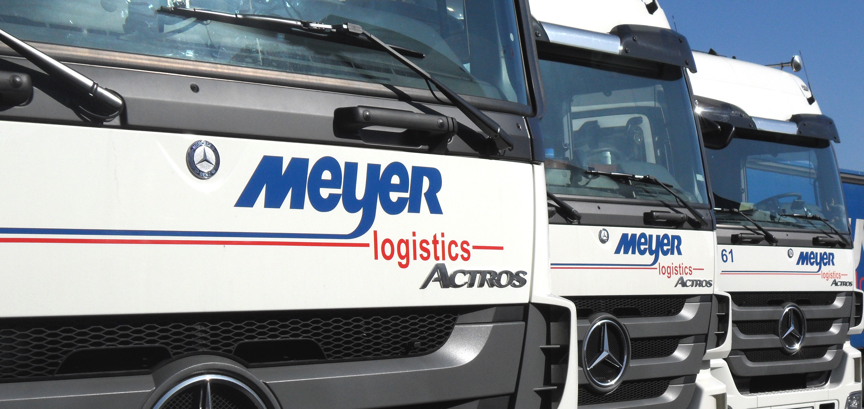 LKW Meyer logistics