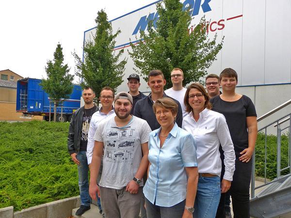 PM NeueAzubis Meyer Logistics