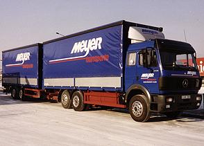 Meyer Logistics LKW Historie 01