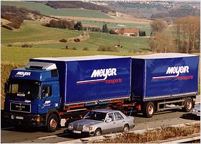 Meyer Logistics LKW Historie 02