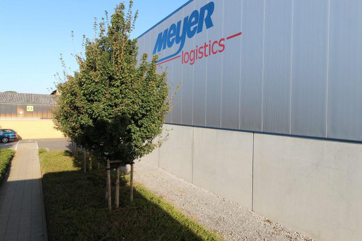 Logo Meyer logistics